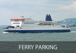 Port Shipping - Dover Ferry Parking