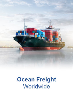 Ocean Freight Worldwide