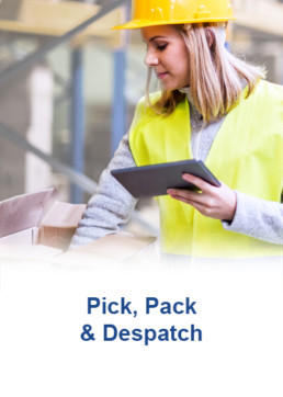 Pick, Pack & Despatch