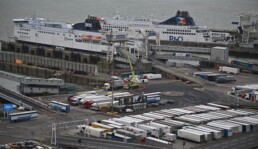 Customs Clearance Dover P&O and DFDS